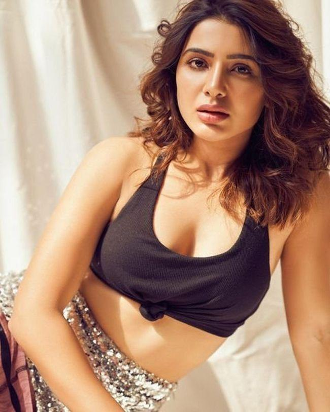 Samantha Akkineni Awesome Poses
