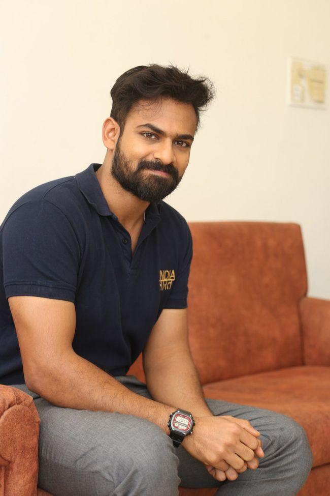 vaishnav tej interview about uppena