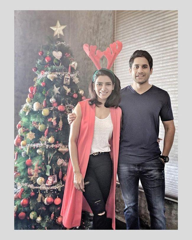 Naga Chaitanya Samantha Valentines Special