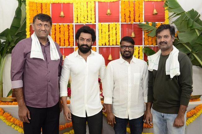 Kalyan Ram New Movie Opening