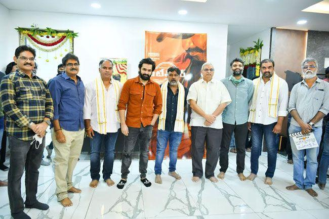 Ram New Movie Opening stills