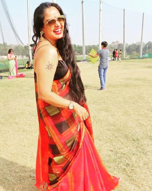 Actress Pragathi Latest Pictures
