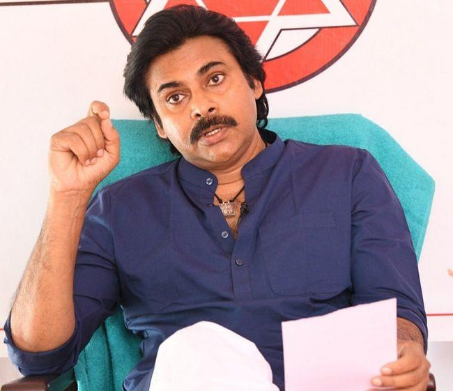 Pawan Kalyan Latest Photos