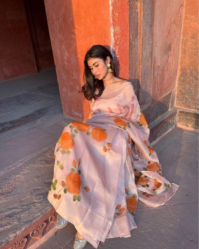 Mouni Roy Ravishing Clicks