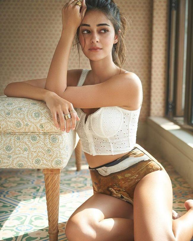 Ananya Panday Adorable Pictures