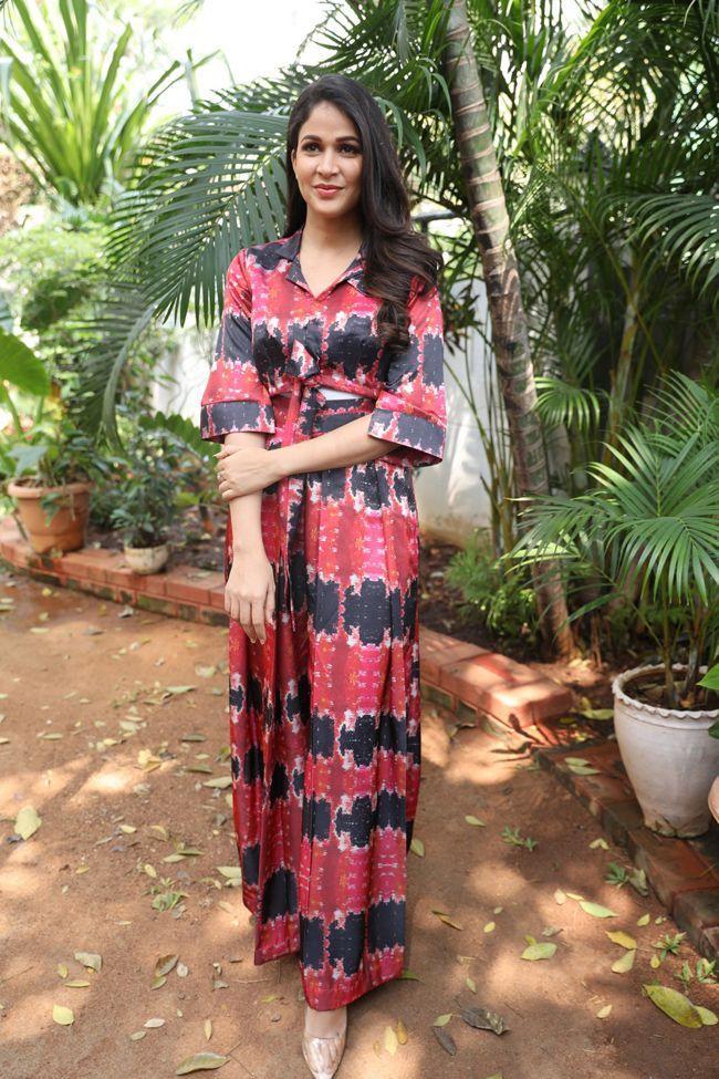 Lavanya Tripathi Interview Photos