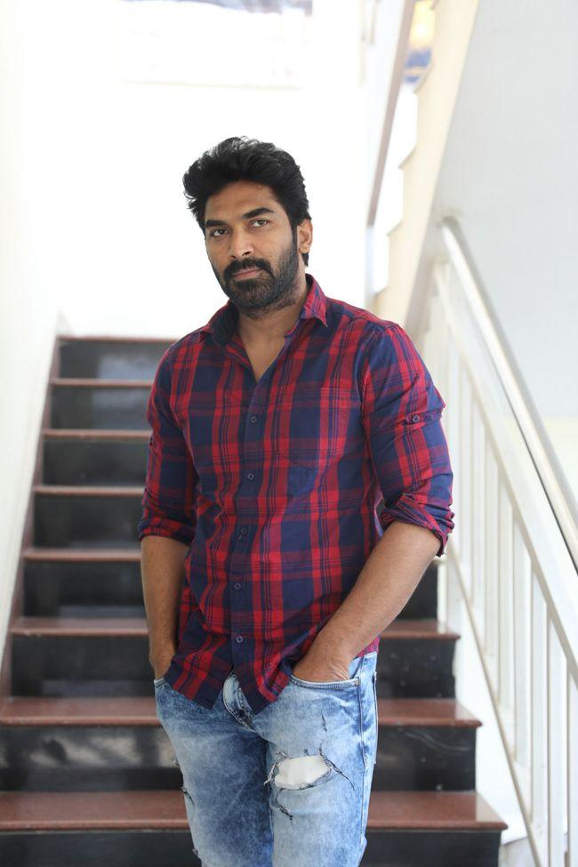 sagar Rk Naidu Interview Photos