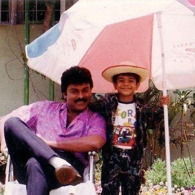 Ramcharan Childhood Memories