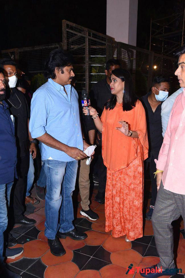 Vakeel Saab Movie Pre Release Event set-3