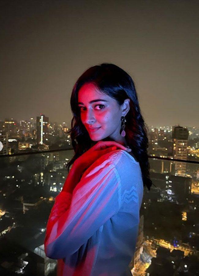 Ananya Pandey Latest Gallery