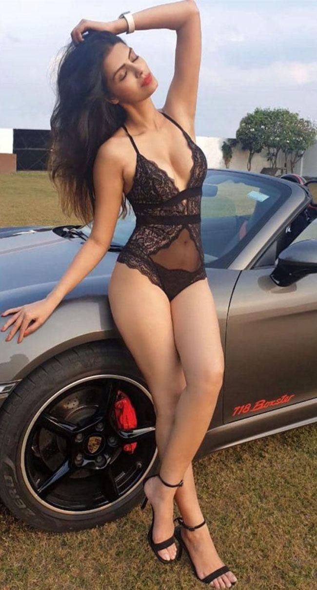 Sonali Raut Stuns You In Latest Clicks