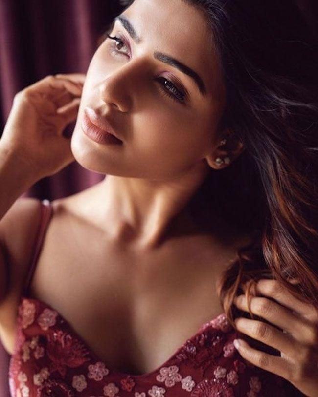 Samantha Akkineni Fascinating Clicks
