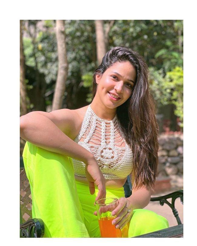 Lavanya Tripathi Ravishing Looks