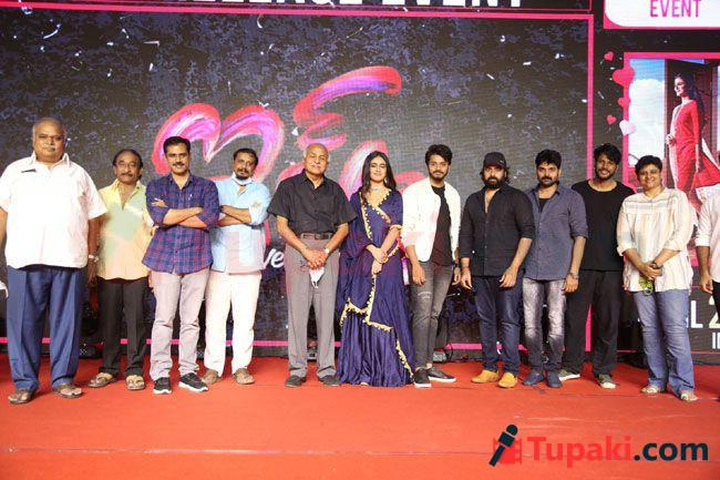 Ishq not a love story pre release event pics