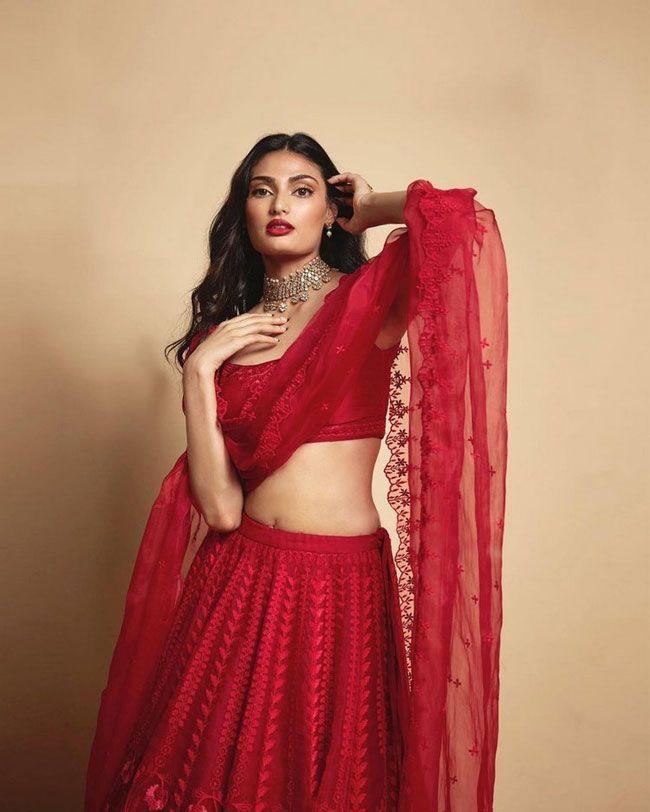 Athiya Shetty Gallery Images