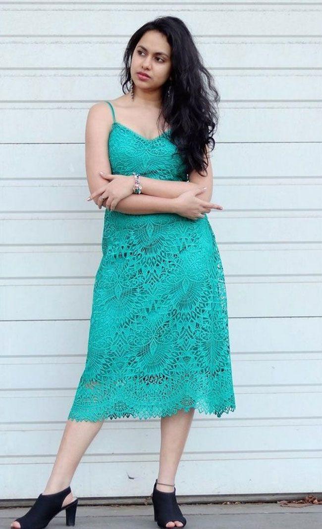 Pallavi Dora Latest Pictures