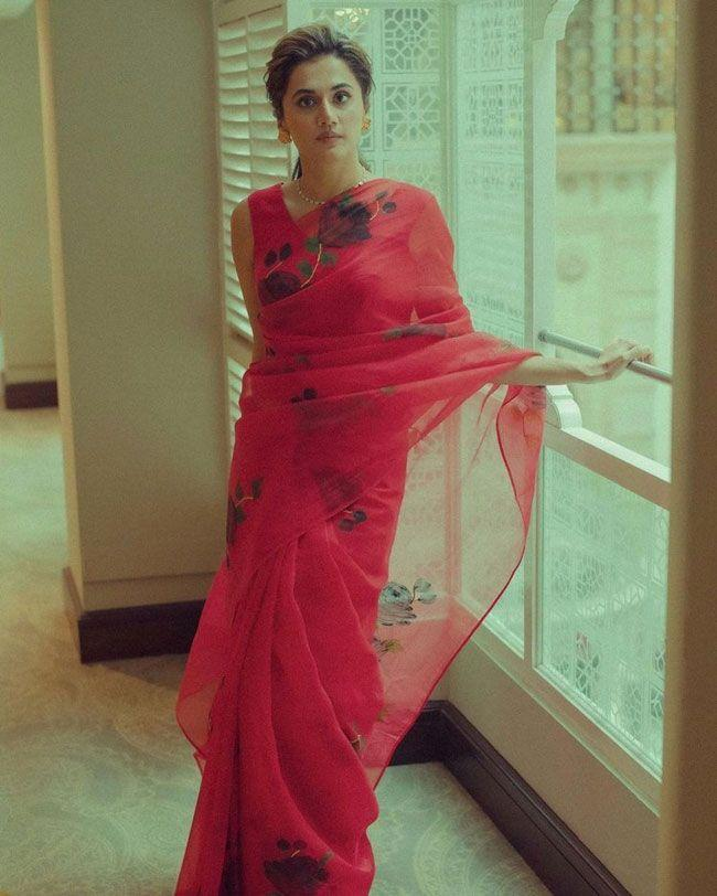 Taapsee Pannu Latest Pictures