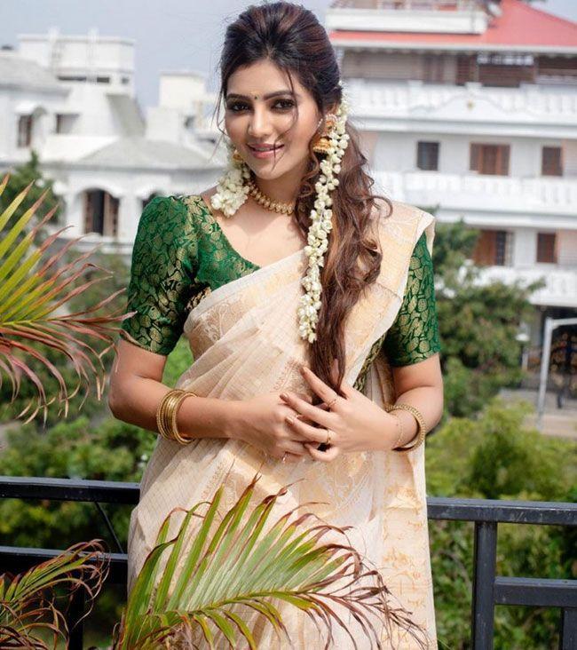 Athulya Ravi New stills