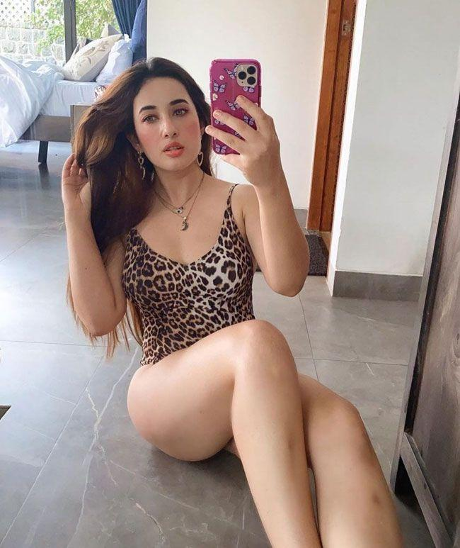 Aditi Budhathoki latest Glam stills