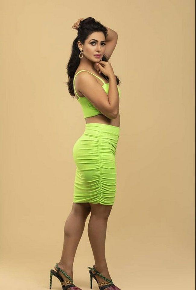 Nandini Rai New Stylish stills