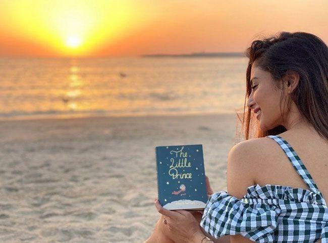 Mouni Roy shared special Yoga pics on International Yoga Day