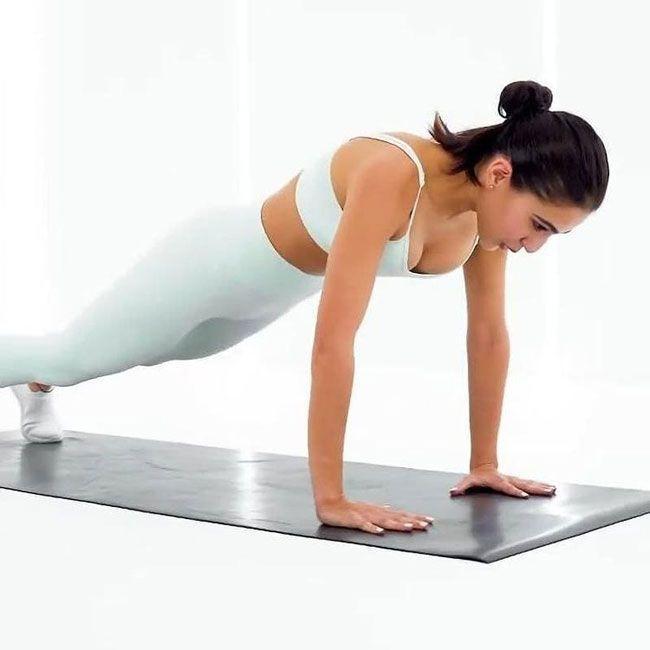 Sara Ali Khan Yoga Stills