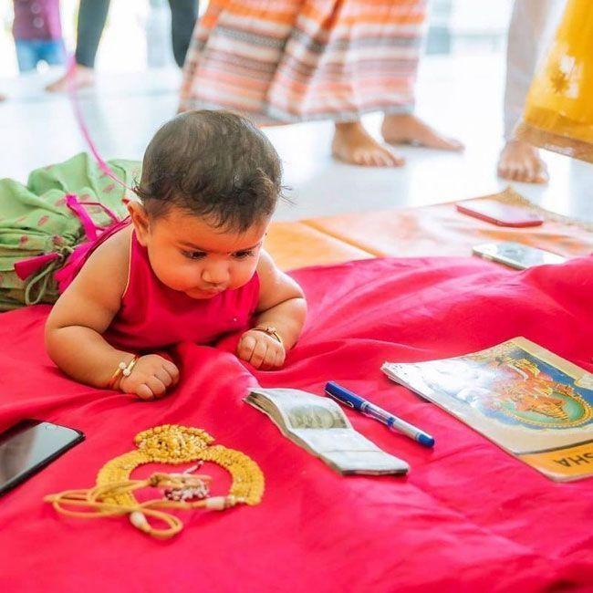Dil Raju celebrated His Grandson Dhoti Event