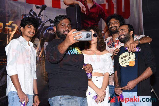 Thimmarusu Movie Press Meet Photos