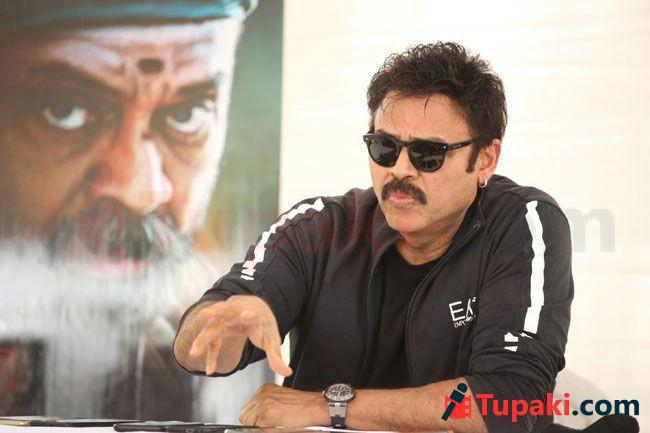 Venkatesh Interview About Narappa