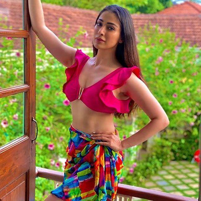 Raai Laxmi Glam Looks