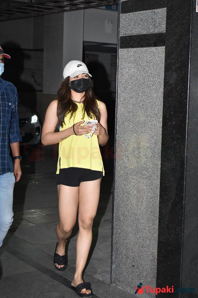 Ravishing Rashmika Flaunts Her Stylish Look