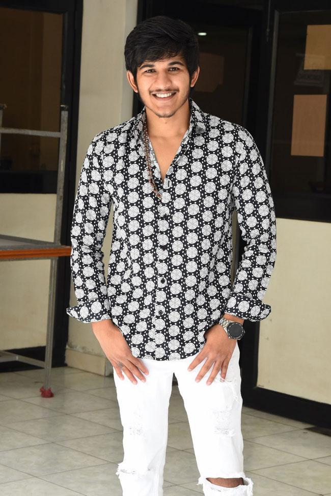 Hero Abhay Simha Photos