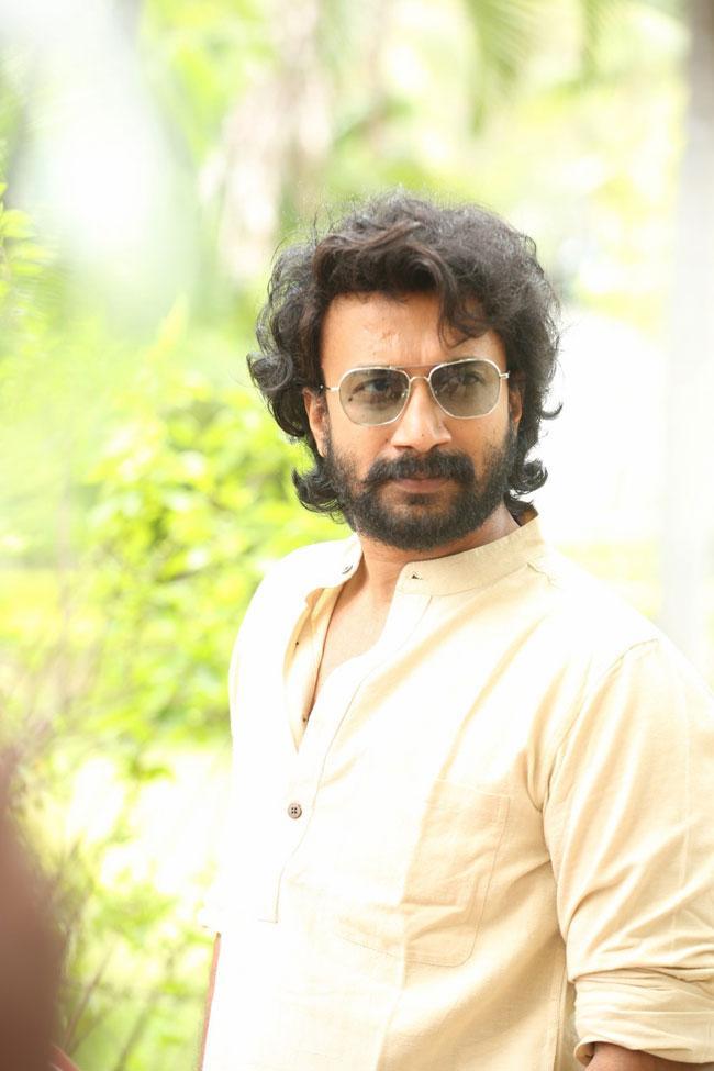 Satyadev Kancharana Interview Stills