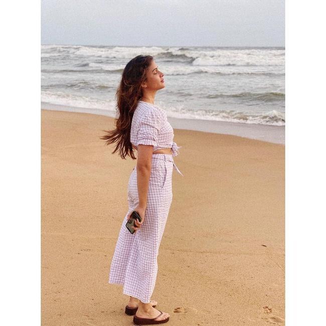 Lavanya Tripathi At The Beach