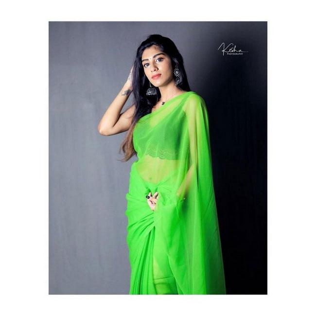 Surekha Vaani daughter Supritha Instagram photos goes viral