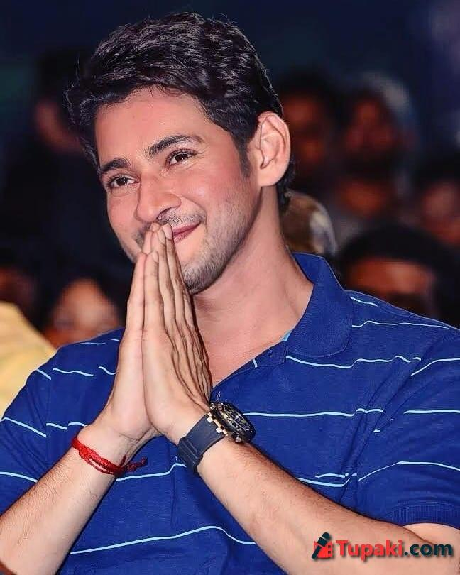 Actor Mahesh babu post shoot papped in Hyderabad