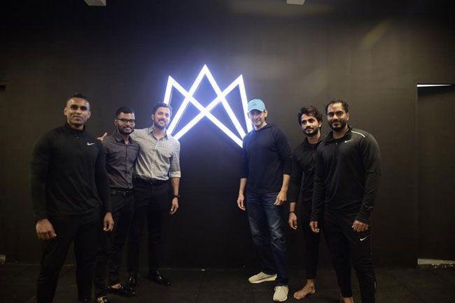 Myo Moment lifestyle club launched By Mahesh Babu