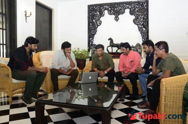 Launch of Gully Rowdy Trailer By Megastar Chiranjeevi