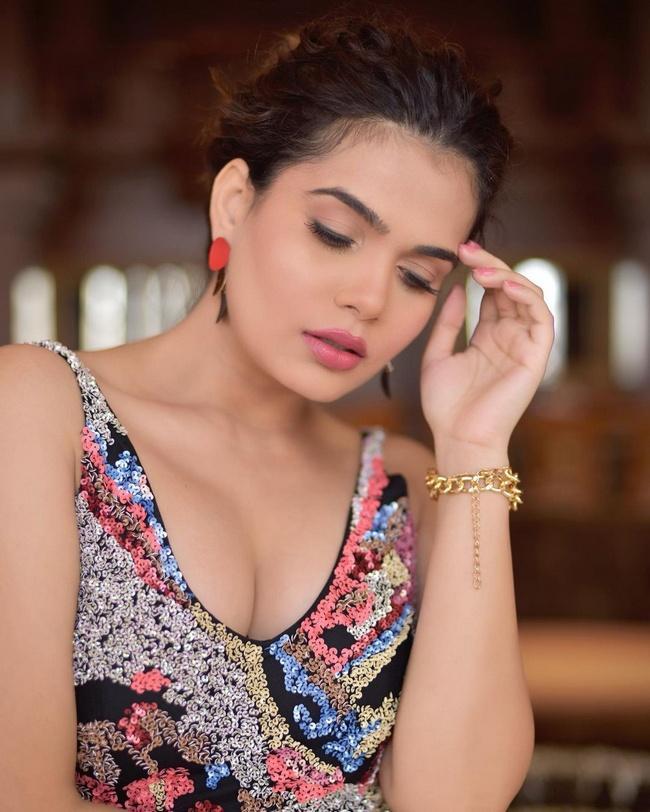 Anupma Agnihotri is  Alluring Poses
