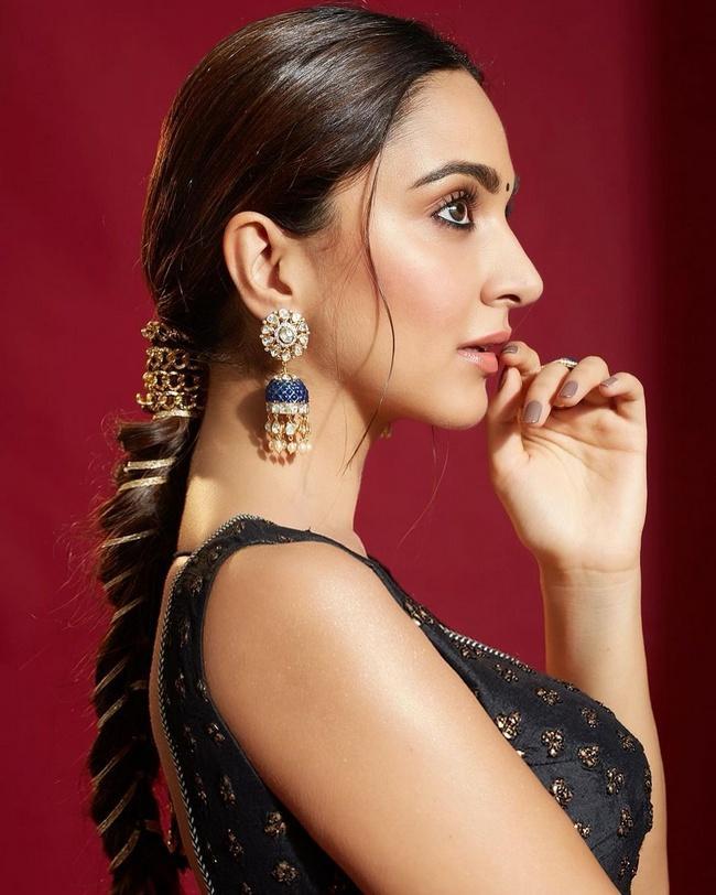 Kiara Advani Looking Gorgeous in her New Pics