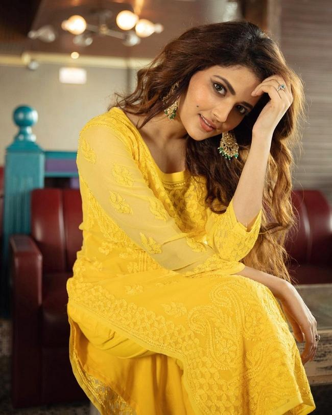 Actress Shirin Kanchwala Latest Photos