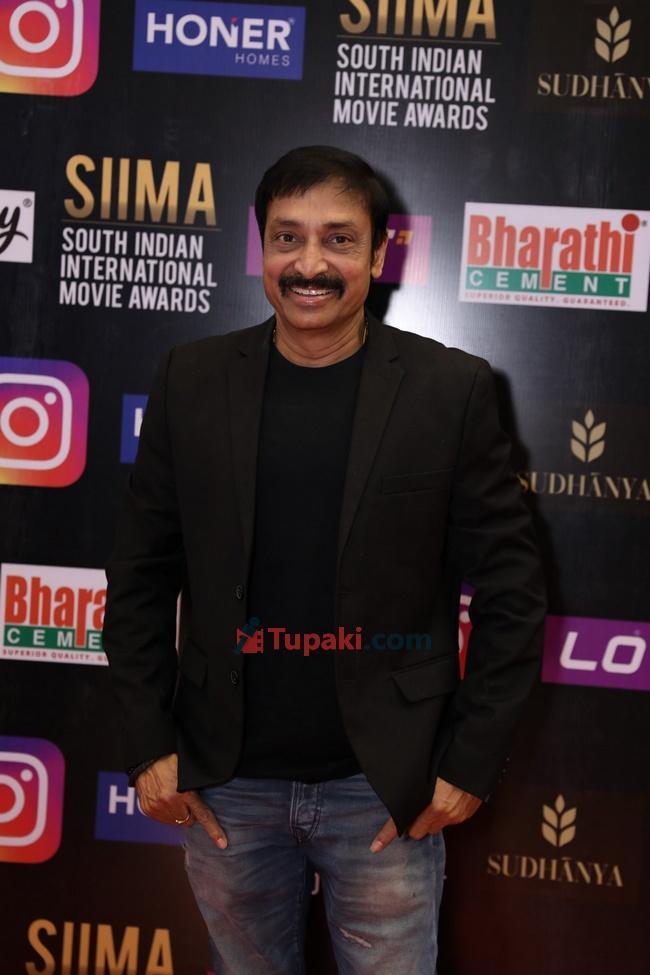 SIIMA Awards 2021 Awards Red Carpet set 1