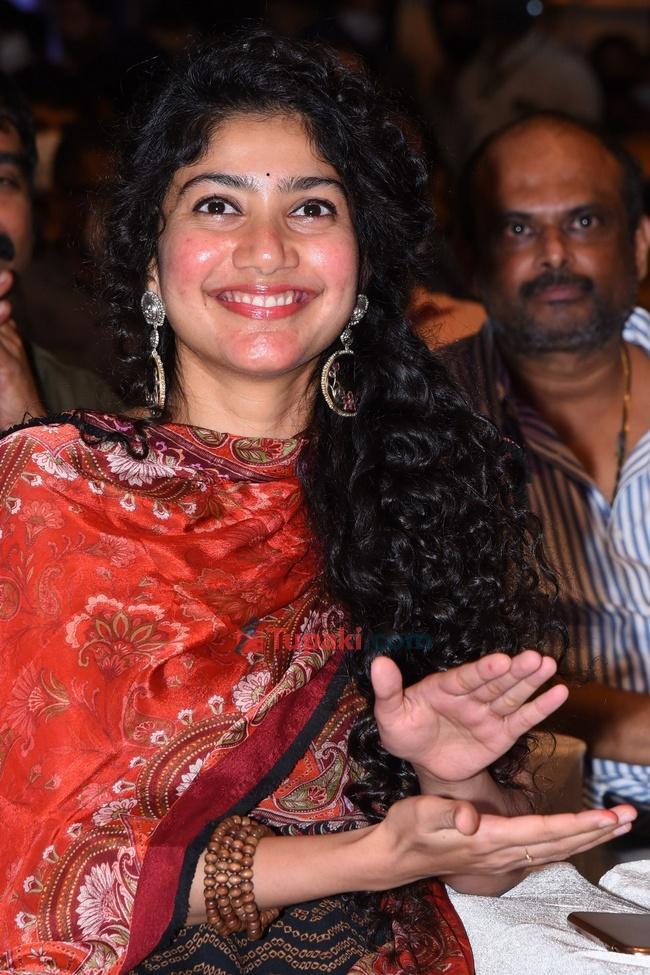 Sai Pallavi at LOVE STORY Movie Pre Release Event