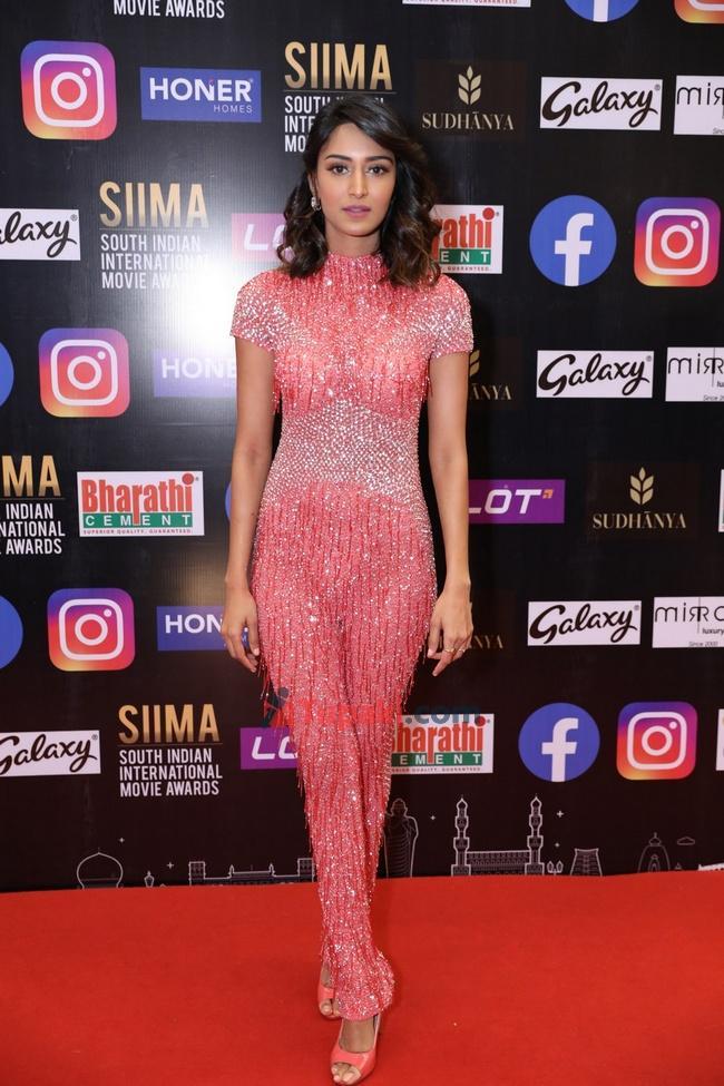 SIIMA Awards 2021 Awards Red Carpet Set 2
