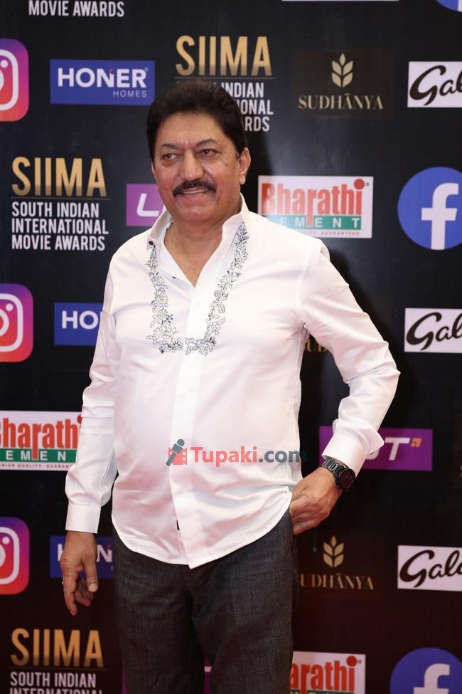 SIIMA Awards 2021 Awards Red Carpet Set 3