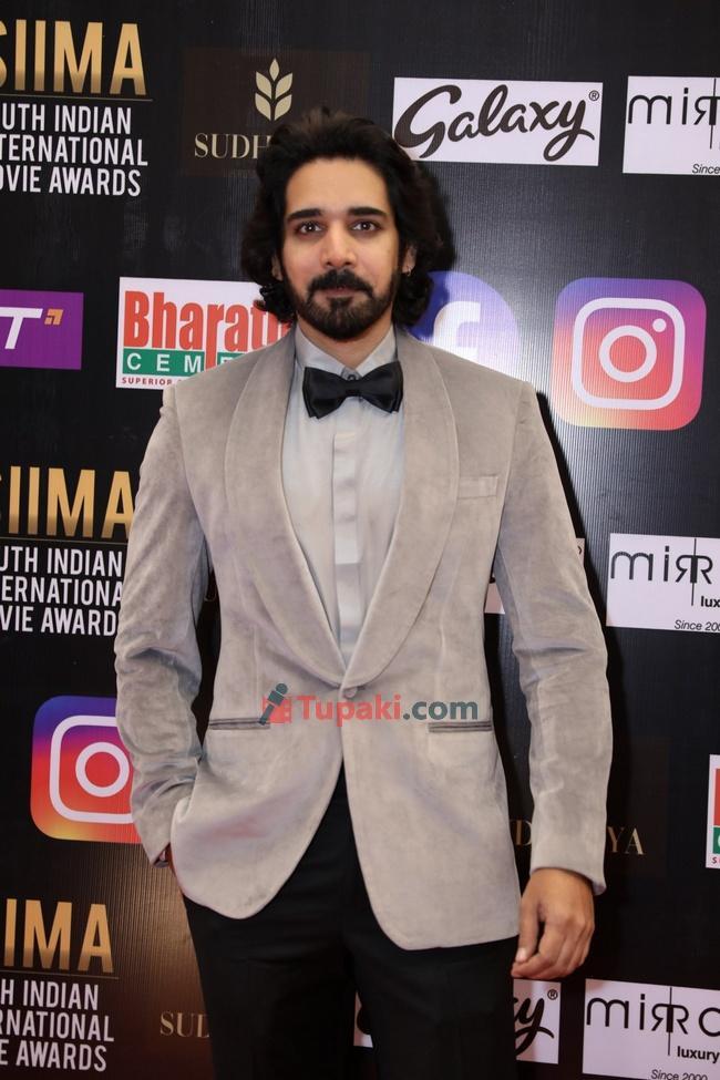 SIIMA Awards 2021 Awards Red Carpet Set 4