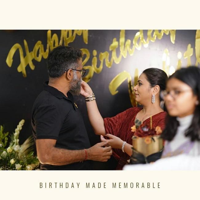 Director Sukumar Wife Thabitha Birth Day Celebrations