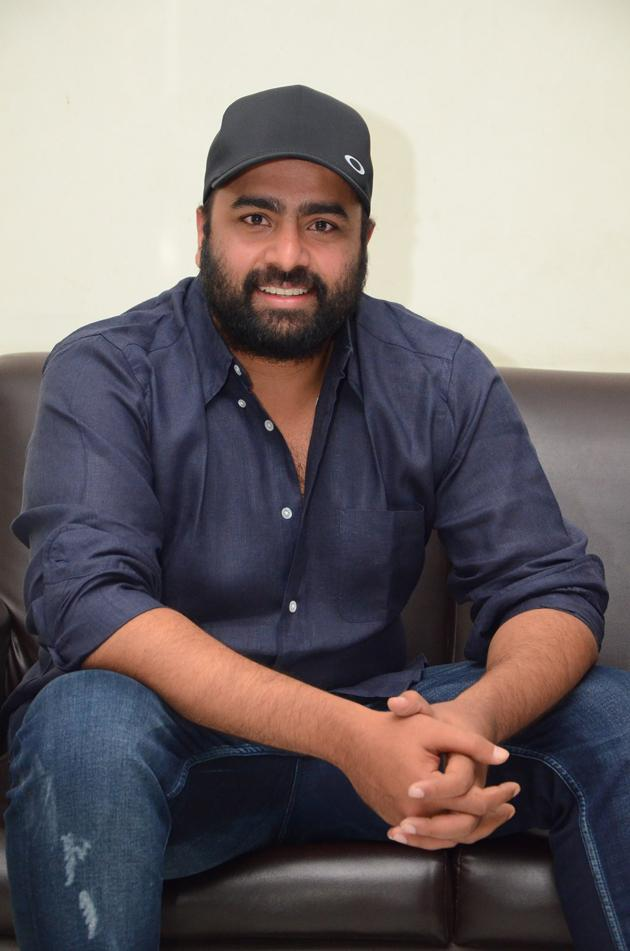 Nara Rohit Interview Photos
