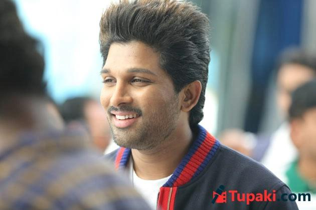 Allu Arjun New Look Photos
