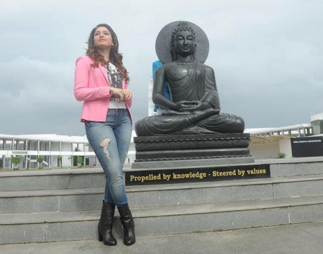 Tamanna And Arya New Movie Stills